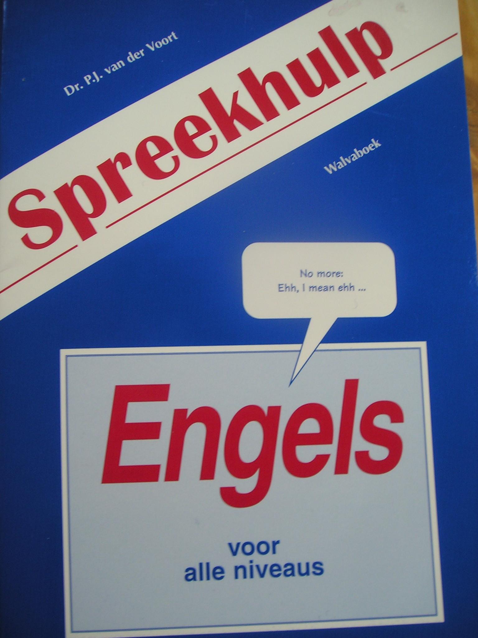 gespreksvaardigheid spreekhulp Engels