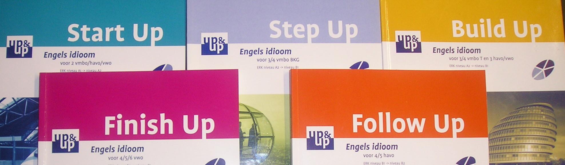 Uo&Up idioomboeken